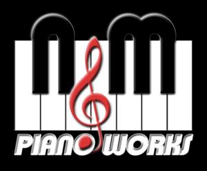 NGM PianoWorks Logo
